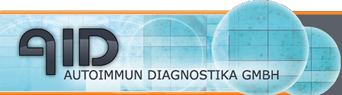 Logo AID AUTOIMMUN DIAGNOSTIKA GMBH