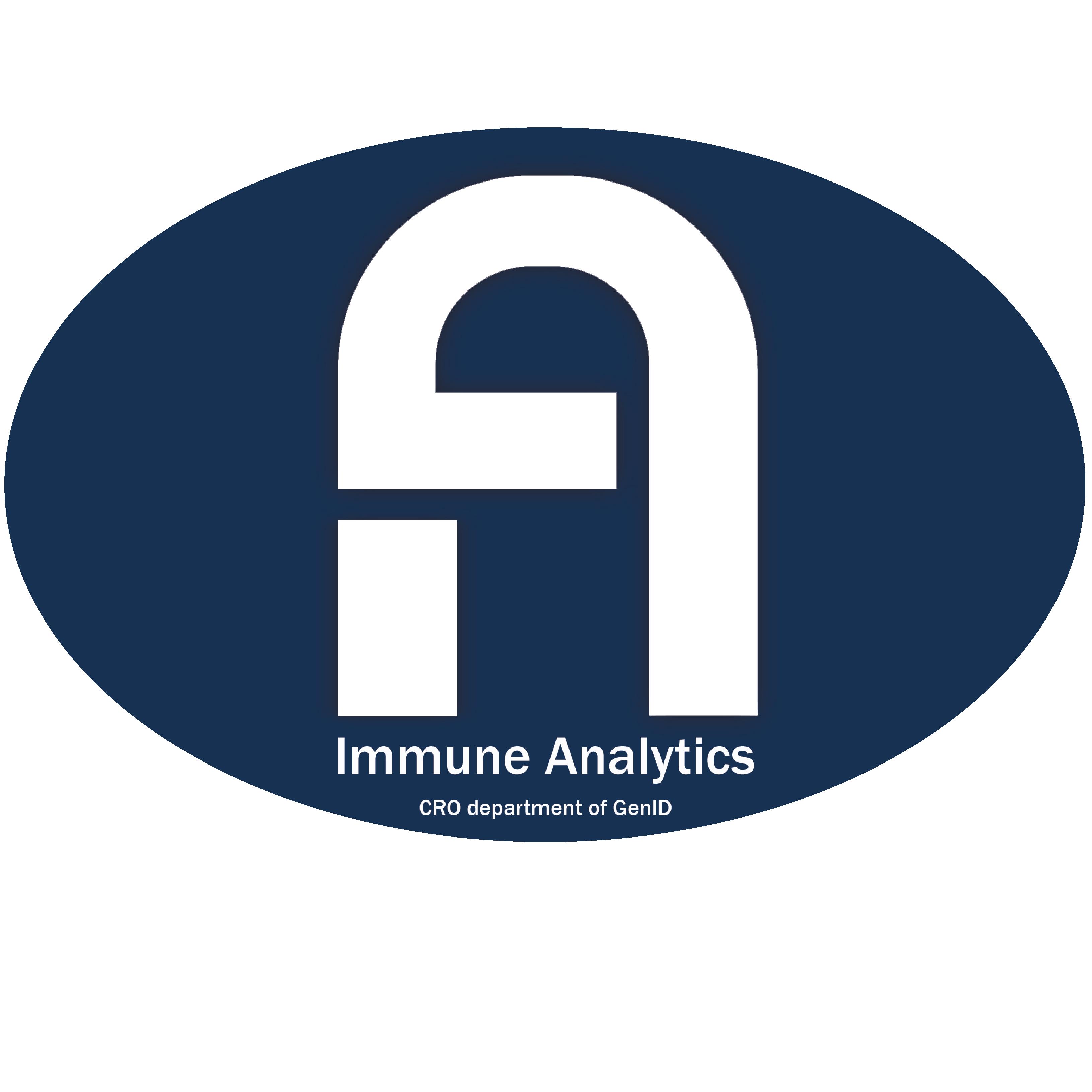 Immune Analytics Logo